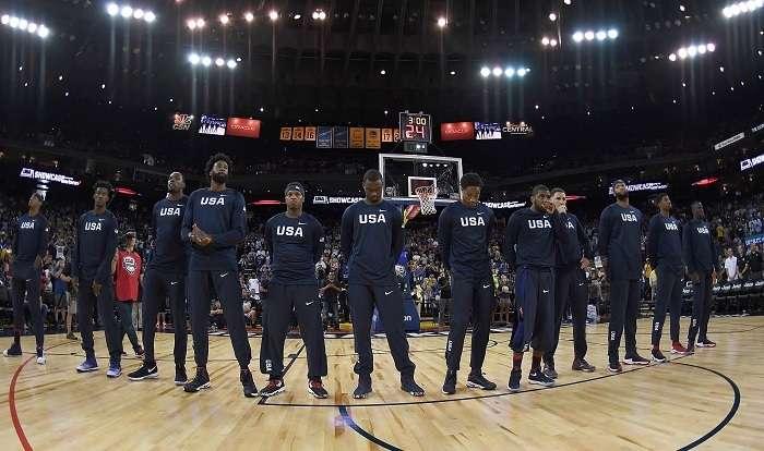 Following the USA Basketball Team at RIO